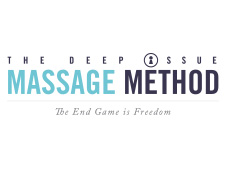 Deep Issue Massage Method